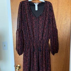 Charming Charlie Dresses - Paisley dress